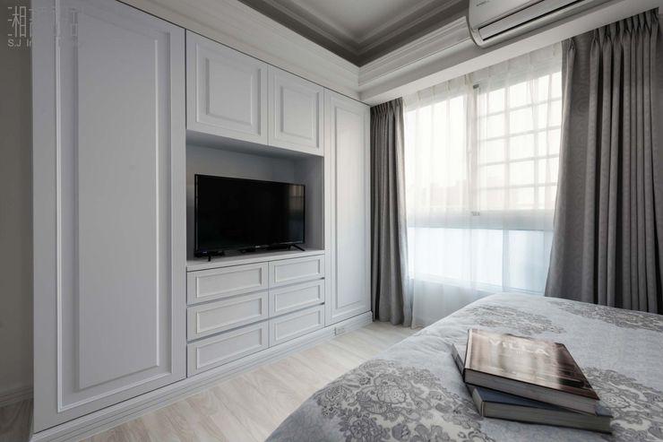 品味典雅 湘頡設計 Classic style bedroom
