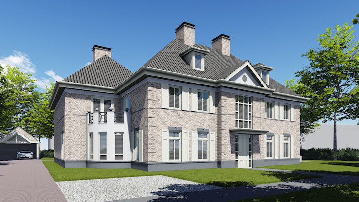 Waalre villa H watkostbouwen.nl