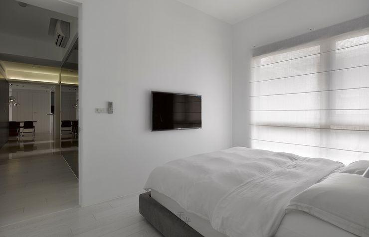 禾光室內裝修設計 ─ Her Guang Design Quartos minimalistas