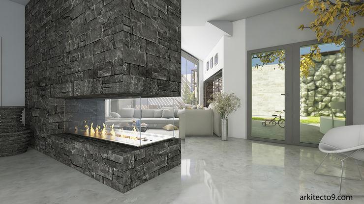 arquitecto9.com Коридор