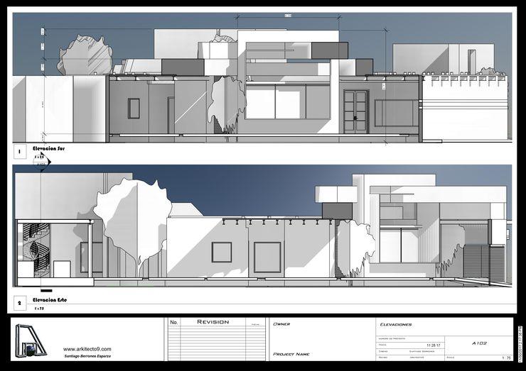 arquitecto9.com Будинки