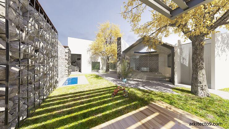 arquitecto9.com Сад