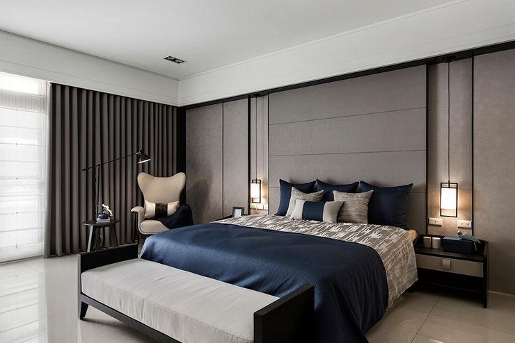 《暢意之居》 辰林設計 臥室 Beige
