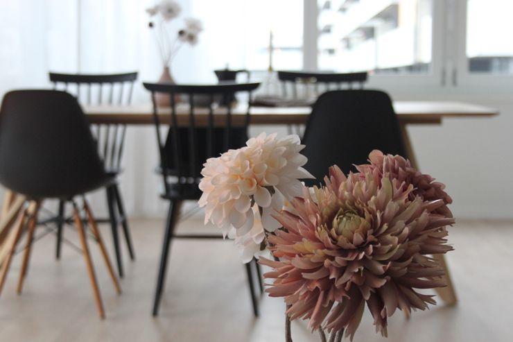 Wohnvision Homestaging Comedores de estilo escandinavo