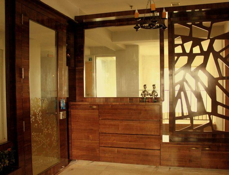 Entry cum welcoming area. Dezinebox Modern living room