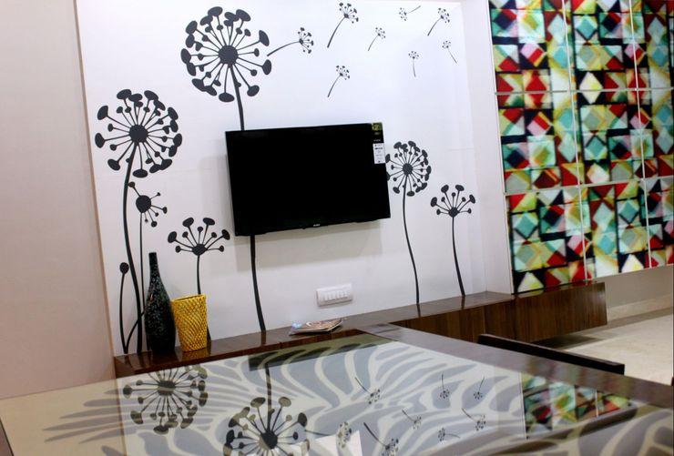 TV Unit Dezinebox Modern living room