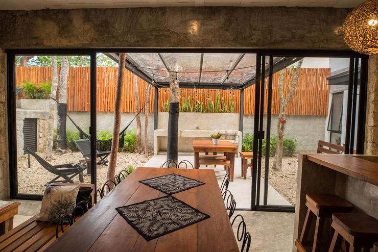 CO-TA ARQUITECTURA 庭院