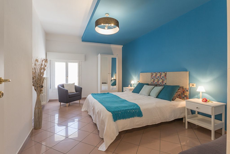 Anna Leone Architetto Home Stager غرفة نوم