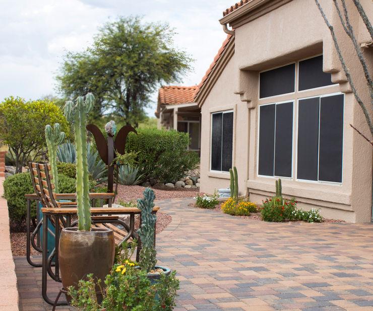 Johnson family D&V Landscaping Services LLC Modern Garden