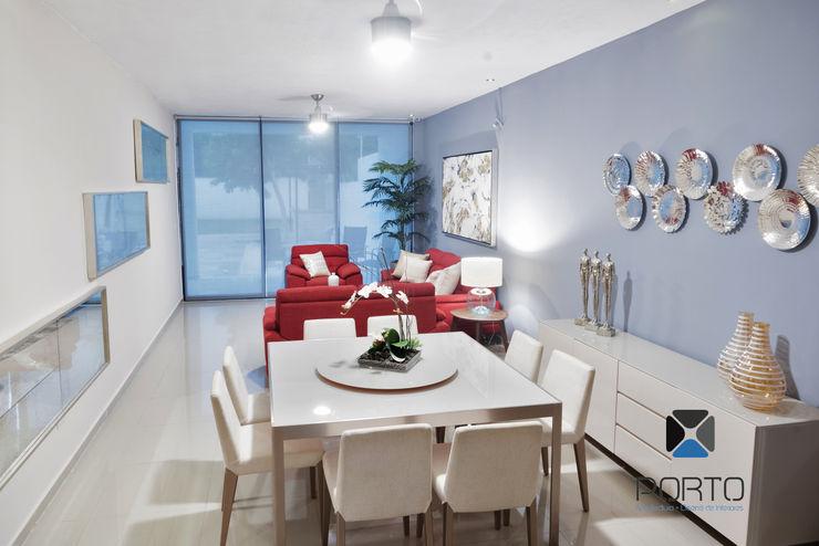 PORTO Arquitectura + Diseño de Interiores 餐廳