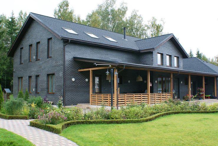 ПАН Ландшафт Scandinavian style garden