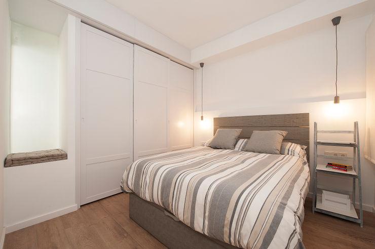 Sincro Skandinavische Schlafzimmer Grau