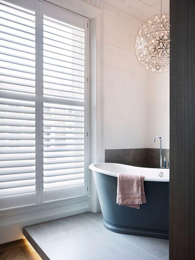master bathroom Brosh Architects Modern Bathroom