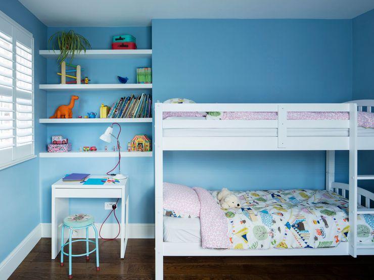 Kids bedroom Brosh Architects Modern Bedroom