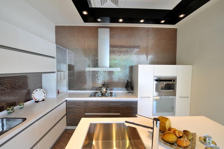 昱閣室內裝修設計 Modern Kitchen