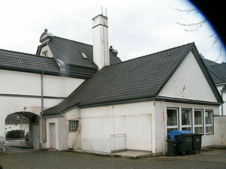Vorher Waschhaus schüller.innenarchitektur