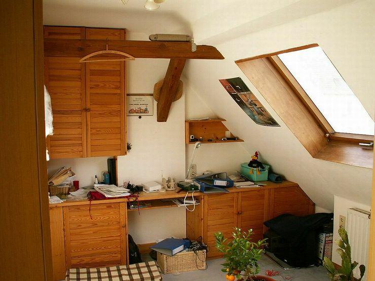 Vorher Dachgeschossneubau schüller.innenarchitektur