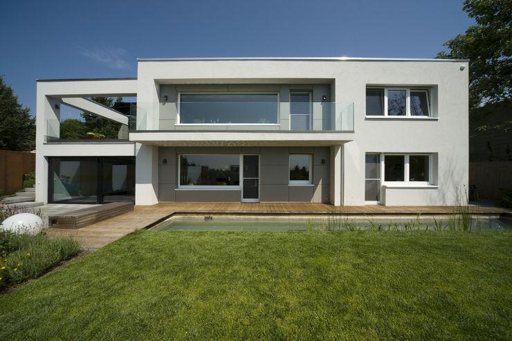 Fassade Architekturbüro zwo P Einfamilienhaus