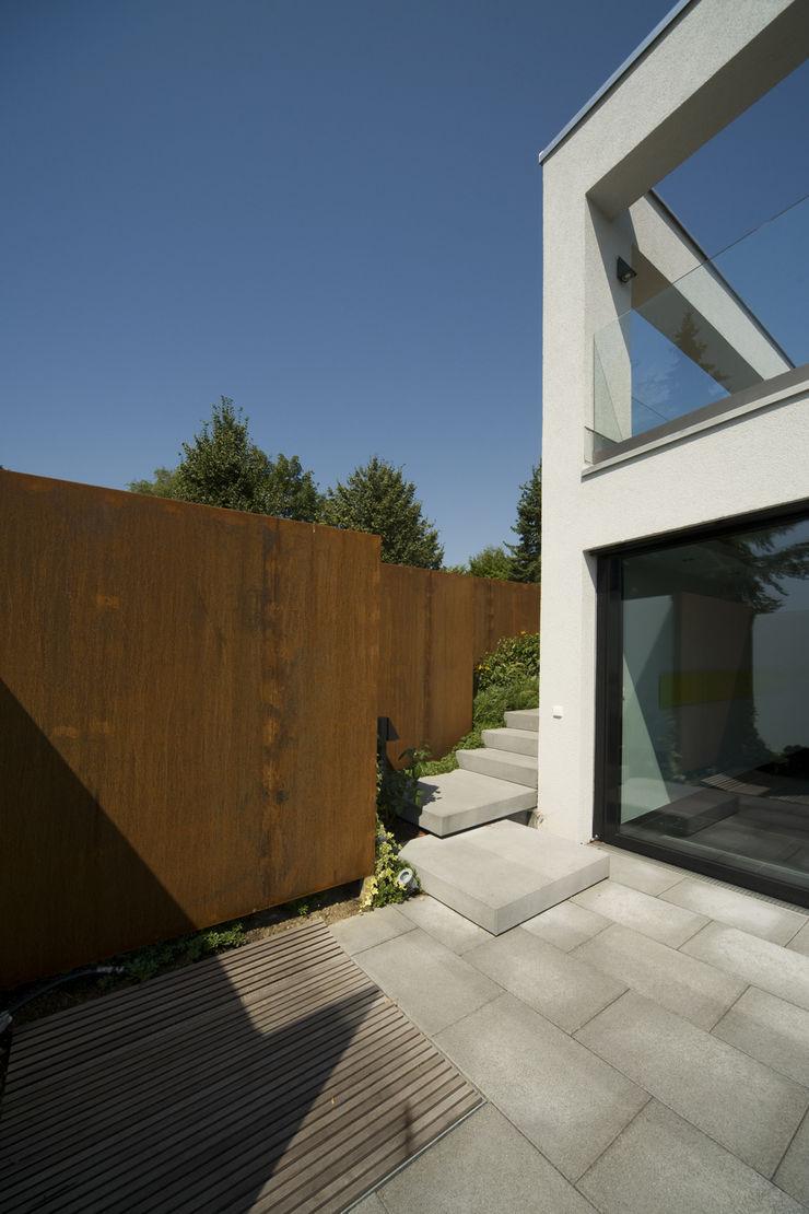 Außenanlagen Architekturbüro zwo P Treppe