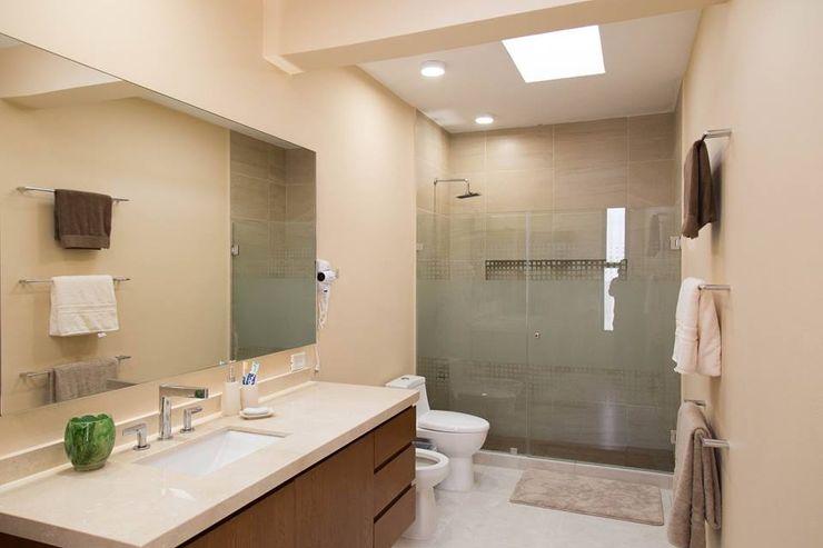 Parametrica Modern bathroom