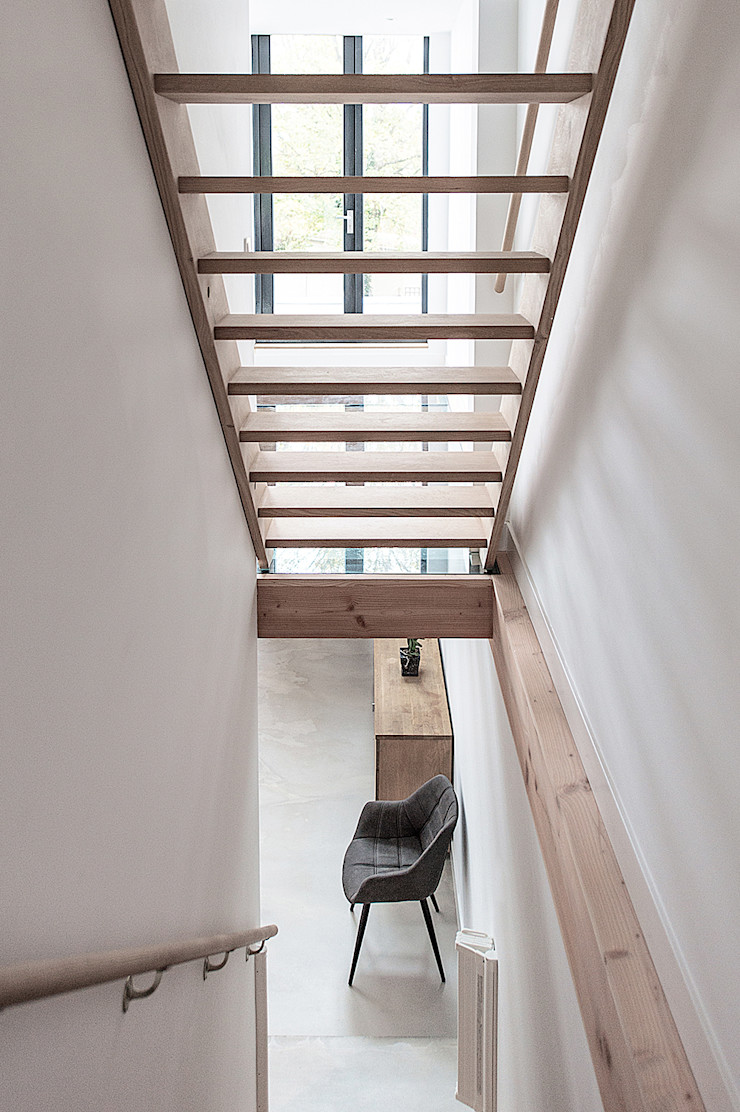 Bloot Architecture Stairs Wood Wood effect