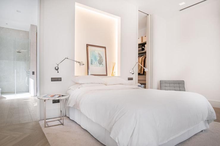 Tarimas de Autor Moderne Schlafzimmer Holz