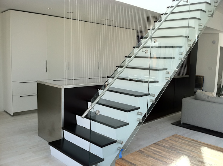 Shine Star Flooring Escadas