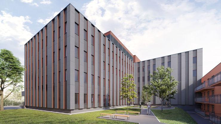 PL+sp. z o.o. Modern hospitals