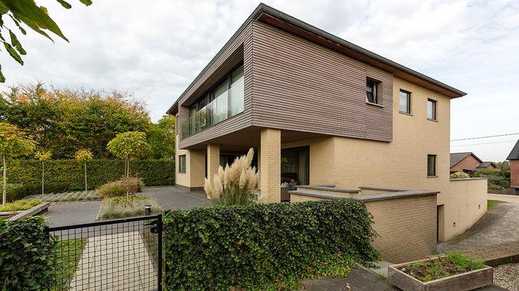 CHORA architecten 現代房屋設計點子、靈感 & 圖片