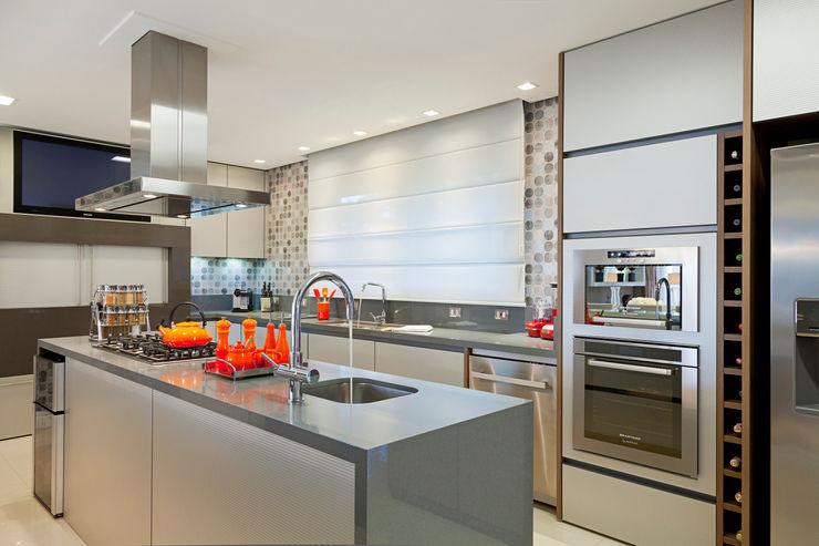 Maciel e Maira Arquitetos Kitchen units