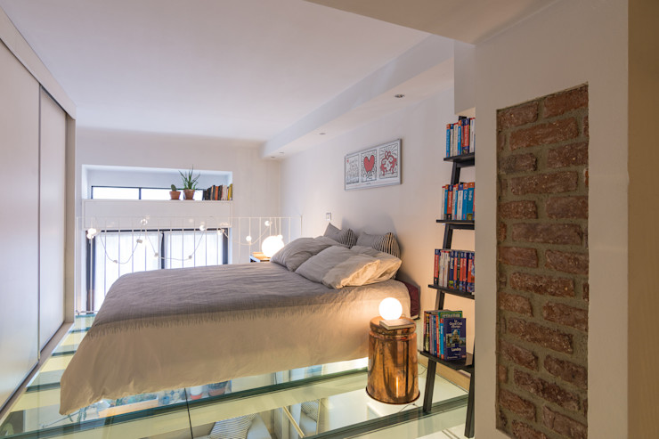 ZEROPXL   Fotografia di interni e immobili Moderne Schlafzimmer Weiß
