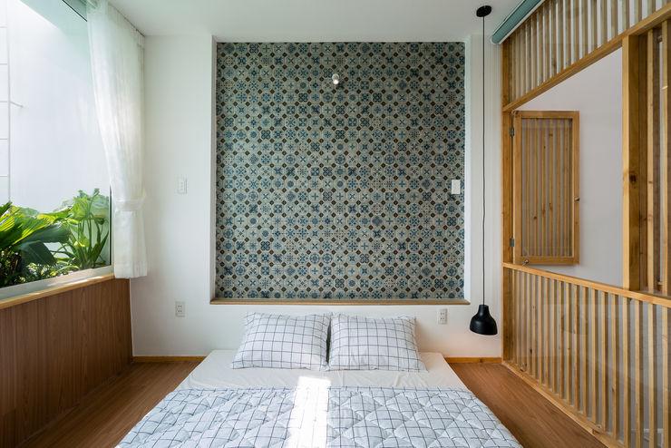 LESS house workshop.ha Moderne Schlafzimmer