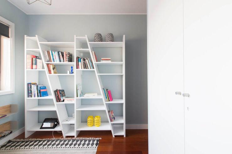 Apartamento Nórdico - T3 Condomínio Imoloc - MATOSINHOS ShiStudio Interior Design EscritórioAcessórios e decoração
