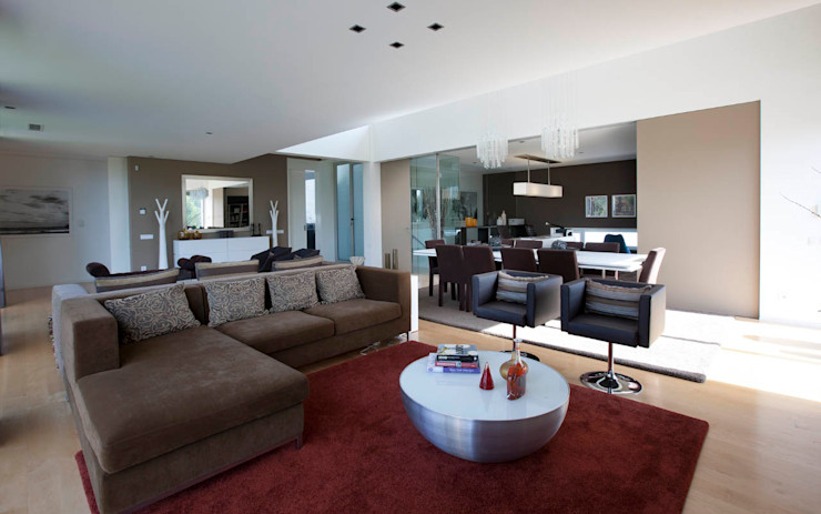Sala de estar - Vivenda em Famalicão - SHI Studio Interior Design ShiStudio Interior Design Sala de estarAcessórios e Decoração