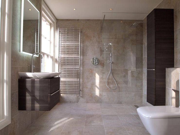 Exquisite Shower Room DeVal Bathrooms Modern Bathroom