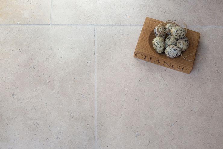 Country Cottage: Dijon Tumbled Limestone Quorn Stone Kitchen Limestone