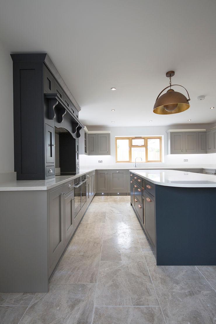 Luxury Kitchen: Silver Cloud Limestone Quorn Stone Modern Kitchen Limestone