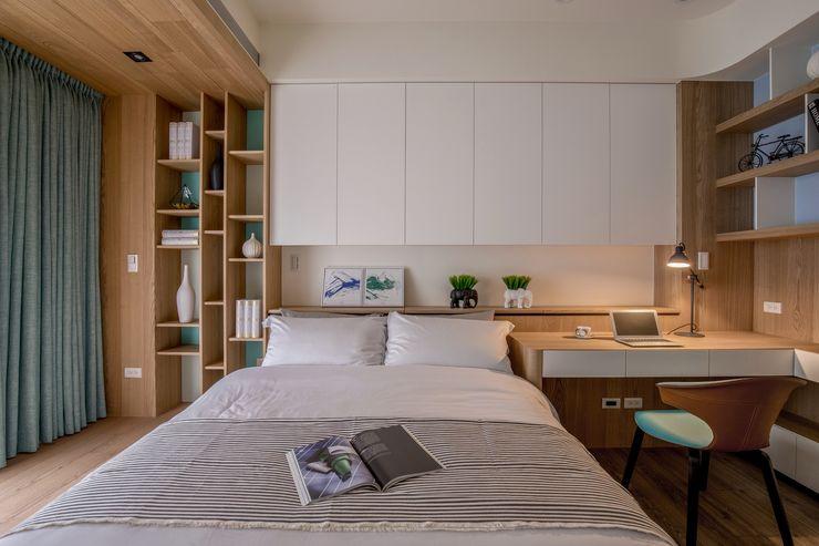 築青室內裝修有限公司 Chambre moderne