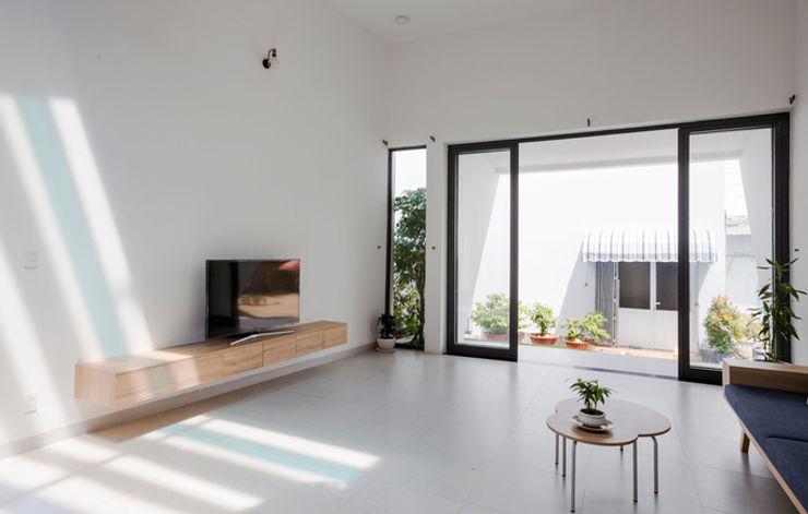 Công ty TNHH Xây Dựng TM – DV Song Phát Living room
