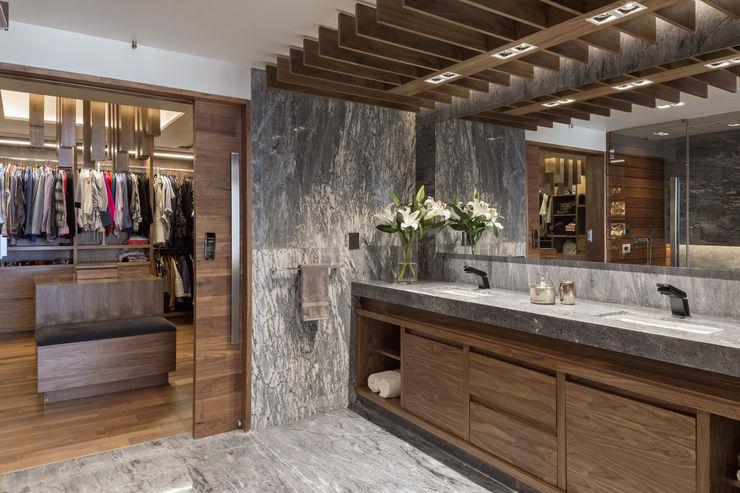 Art.chitecture, Taller de Arquitectura e Interiorismo 📍 Cancún, México. Modern bathroom