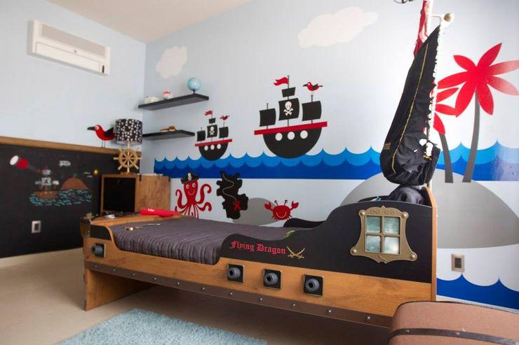 Habitación Pirata , boy bedrooms loop-d Habitaciones de niños