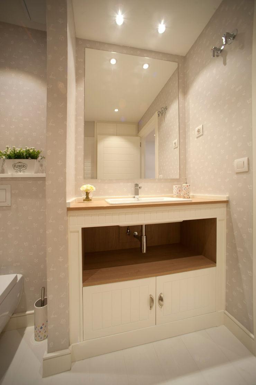 Reforma de piso con vistas Sube Interiorismo Baños de estilo clásico