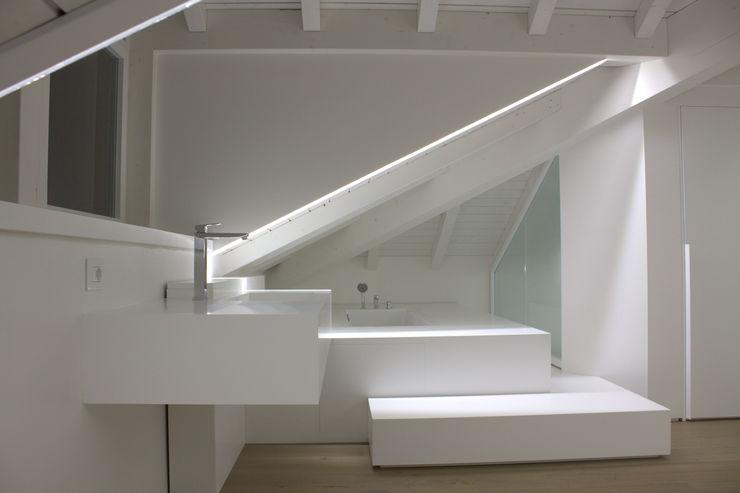 bagno Giemmecontract srl. Bagno minimalista