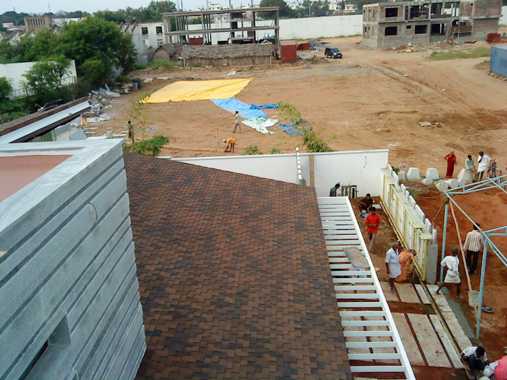 Sri Sai Architectural Products Roof