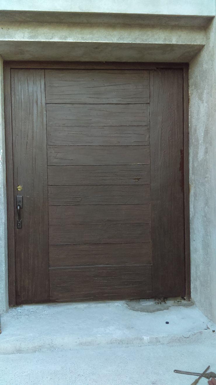 Herrería CHS Windows & doors Doors Metal