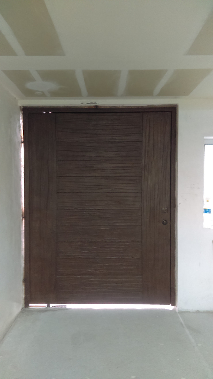 Herrería CHS Rustic style doors