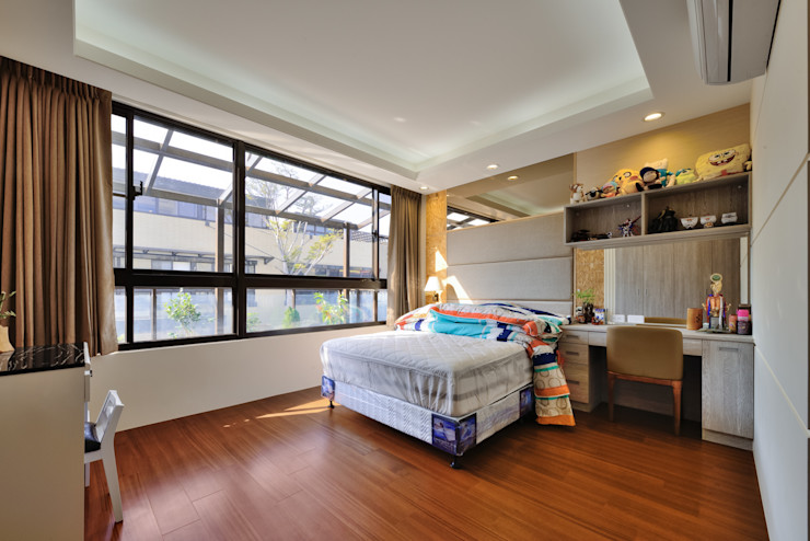 築室室內設計 Modern Bedroom