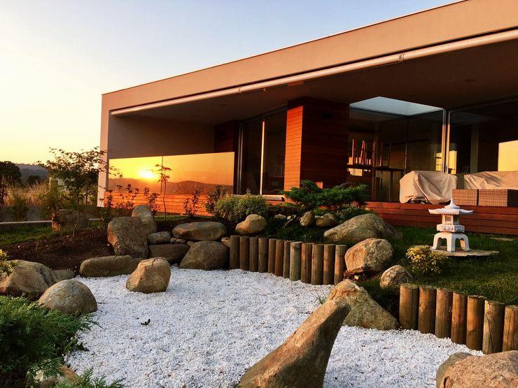 La isla de la tortuga Jardines Japoneses -- Estudio de Paisajismo Jardines japoneses