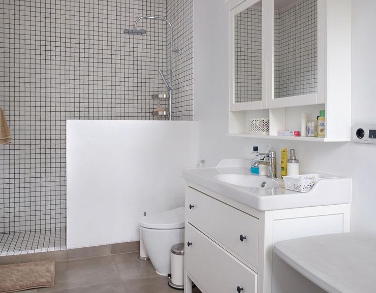 Bathroom // i45 House homify Kamar Mandi Modern