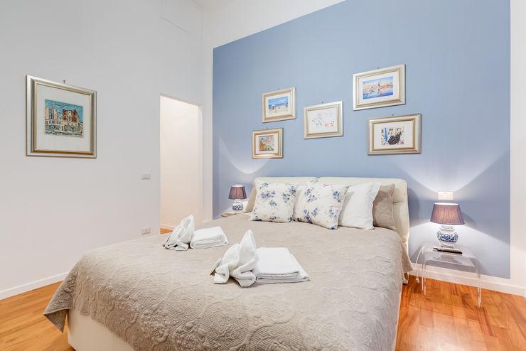 Casa Vacanze Roma Prati Luca Tranquilli - Fotografo Camera da letto moderna